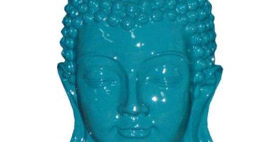 Animaux en résine Suisse - Tête Buddha