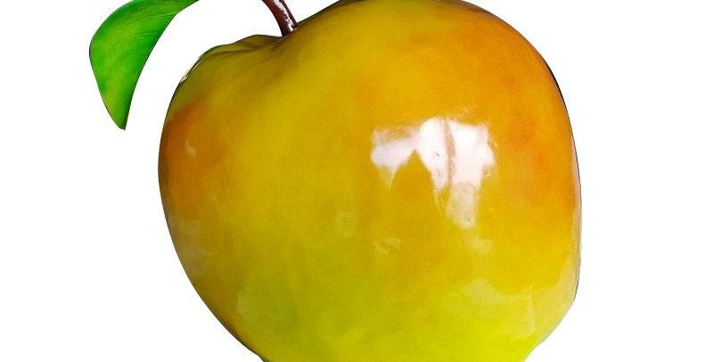 Animaux en résine Suisse - Pomme Golden