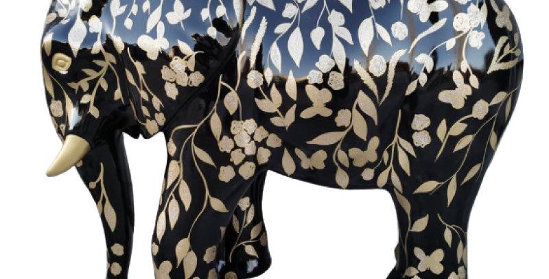 Animaux en résine Suisse - Eléphant