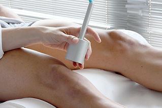 Laser-Behandlung