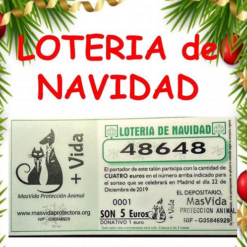 Lotería de Navidad 2019