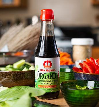 Wan Jan Shan Sauce Product