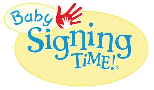 Sign & Read Thurs 10:30am
