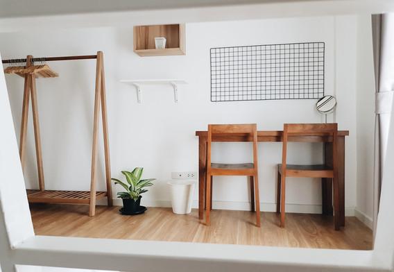 Type A: Twin Studio With Balcony
