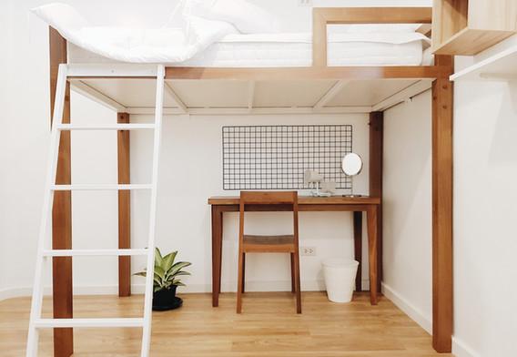 Type B: Single Studio