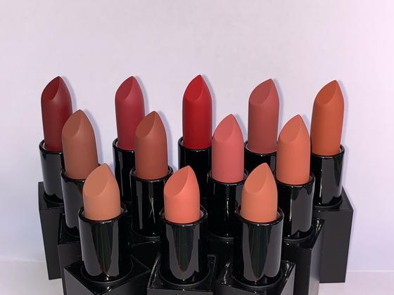 Matte Crème Lipstick - Nude Peep Show Edition!