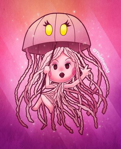 jellyfish_princess_by_thiefoworld_dd3nst