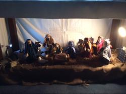 Craft Club Nativity Set