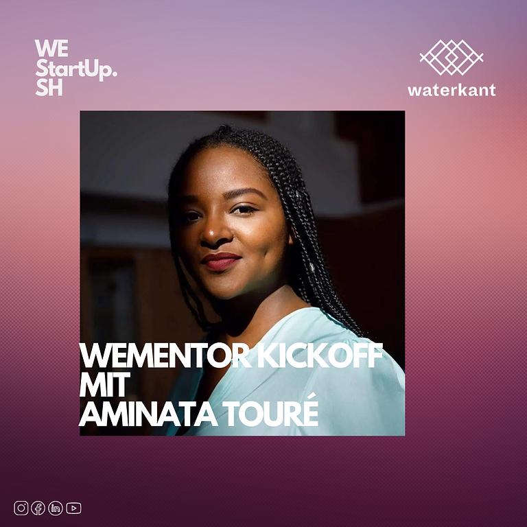 WEmentor Kickoff mit Aminata Touré