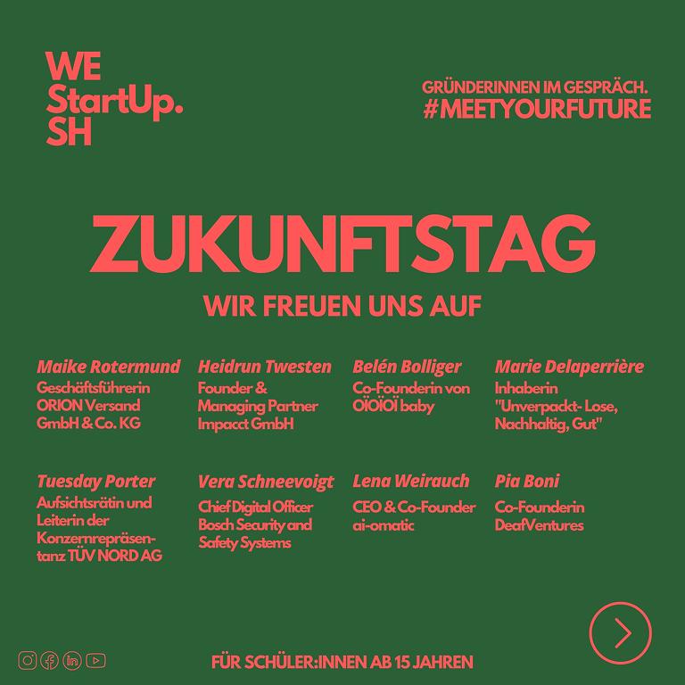 MeetYourFuture: World Café mit Role Models zum Zukunftstag
