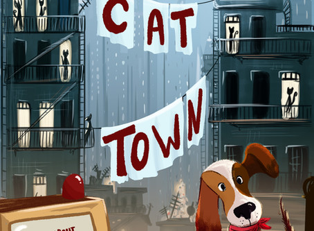 NEW SHOW 'Cat Town - a show about difference' on pilot tour in Wales for Hate Crime Awareness week!