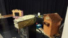 Theatre for one ( Teatro Lambe Lambe )