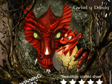 Land of the Dragon - Gwlad y Ddraig set to tour the UK!