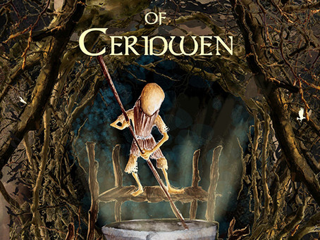 Cauldron of Ceridwen DOUBLE BILL on tour for 2016