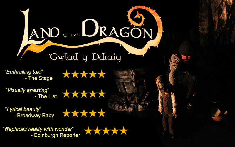 "Land of the Dragon ""Gwlad y Ddraig"""