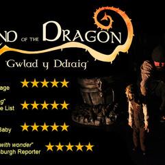 """Land of the Dragon """"Gwlad y Ddraig"""""""