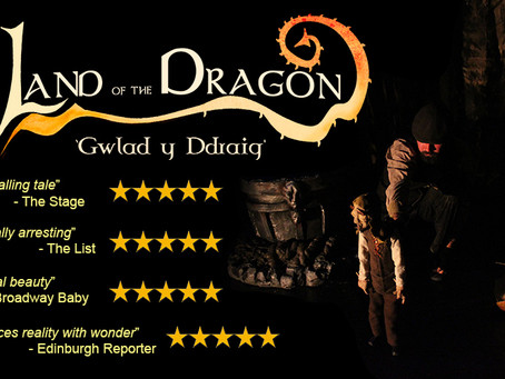 Broadway Baby Review for Land of the Dragon FIVE STARS! *****