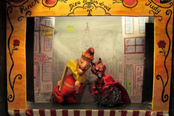 Smallest Punch and Judy Show