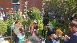 Covent Garden Punch and Judy Festival