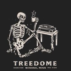 Treedome Tshirt Design