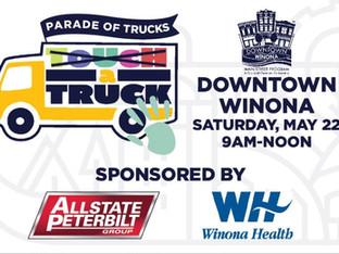 Parade of Trucks