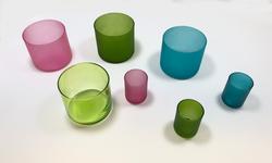 DECORATIVE GLASS COATINGS