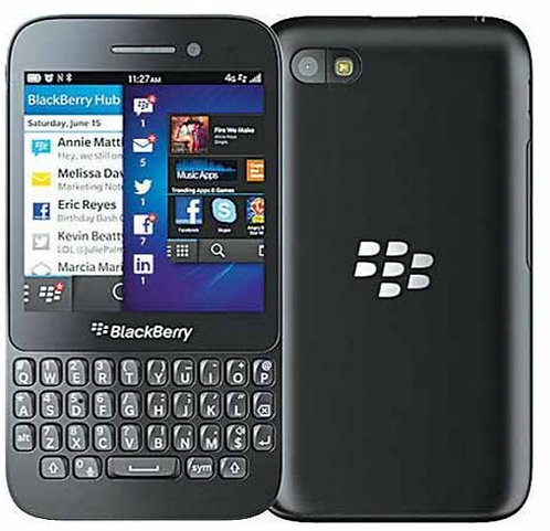 BOXED SEALED Blackberry Q5 16GB Unlocked