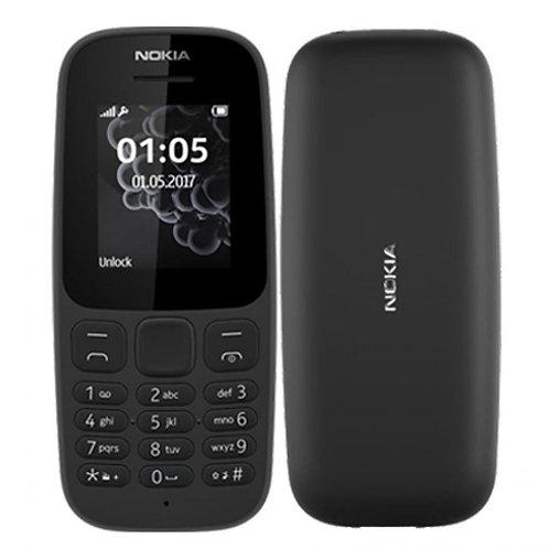 BOXED SEALED Nokia 105 8MB (Black) Unlocked