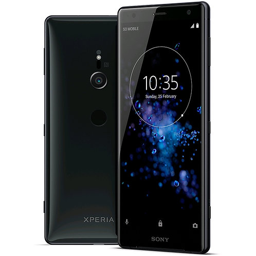 BOXED SEALED Sony Xperia XZ2 64GB (Black) Unlocked