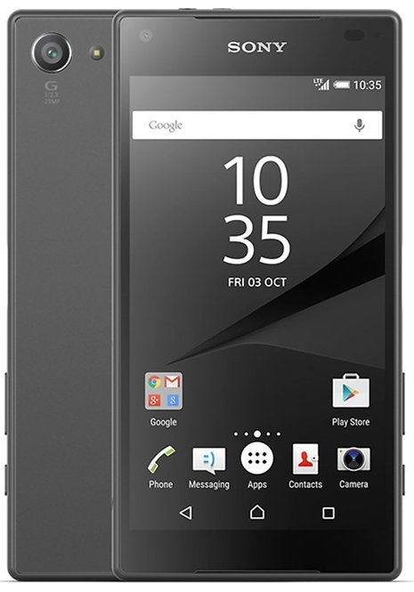 BOXED SEALED Sony Xperia Z5 Compact 32GB (Black) Unlocked