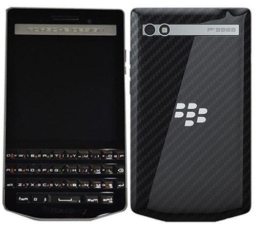 BOXED SEALED Blackberry P'9983 Porsche Design 64GB (Black) Unlocked