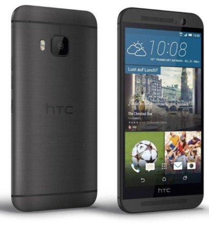 BOXED SEALED HTC One M9 32GB (Black) Unlocked