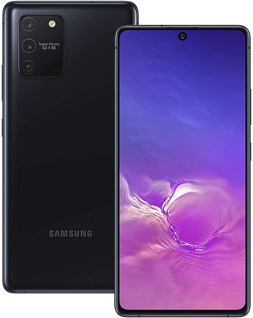 Samsung Galaxy S10 128GB Black In Discount Price