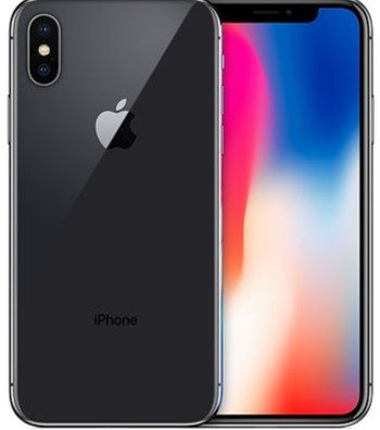 BOXED SEALED Apple iPhone X 64GB (Black) Unlocked