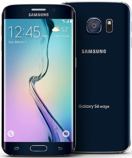 BOXED SEALED Samsung Galaxy S6 Edge 32GB (Black) Unlocked