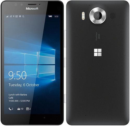 BOXED SEALED Nokia Lumia 950 32GB (Black) Unlocked