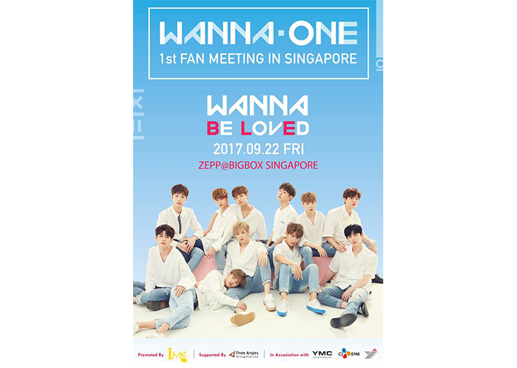 014. recent project_wanna one_singapore