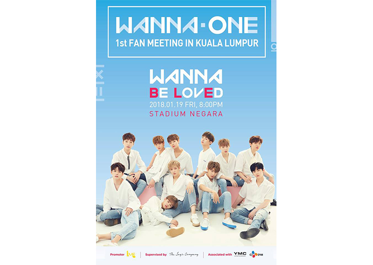001. recent project_wanna one_malaisia