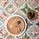 Thumbnail: Assiette en bois d'accacia