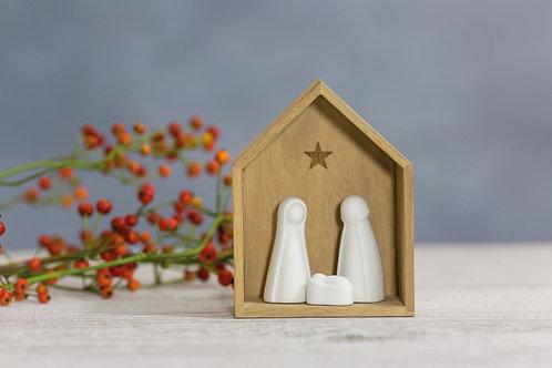 Petite Crèche de Noël