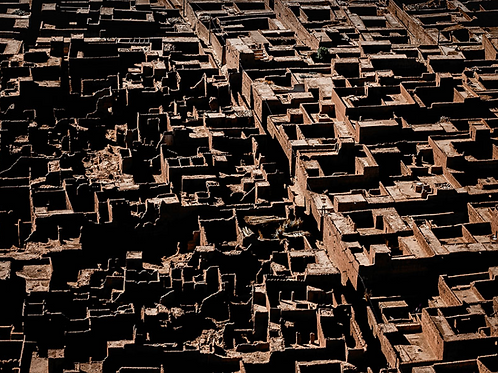 Calendrier perpétuel des kasbahs de Serge Anton