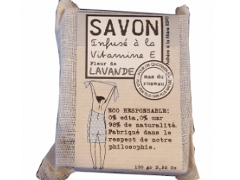 Savon solide éco-friendly