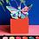 Thumbnail: Décoration murale 3D DIY à colorier et à monter