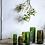 Thumbnail: Vases Q de bouteilles petite taille