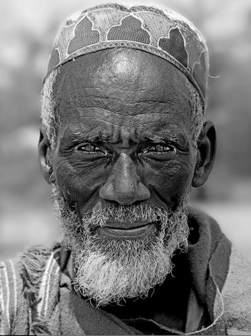 Portrait de Serge Anton : l'homme mauritanien