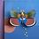 Thumbnail: Décoration murale 3D Papillon