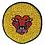 Thumbnail: Broche LION Macon&Lesquoy 4,5x4,5 cm