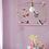 Thumbnail: Lampe à suspendre petite VOLIERE de Mathieu Challière