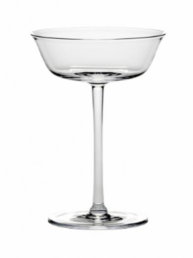 Coupes à champagne (par 4) de Ann Demeulemeester pour Serax