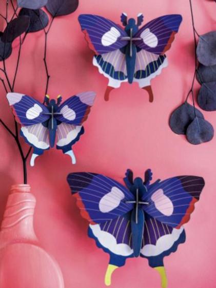 Décoration murale 3D Papillon par 3